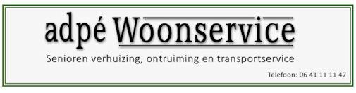 banner woonservice  klein
